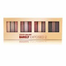 ราคา City Color Barely Ex 2 Eyeshadow City Color ออนไลน์