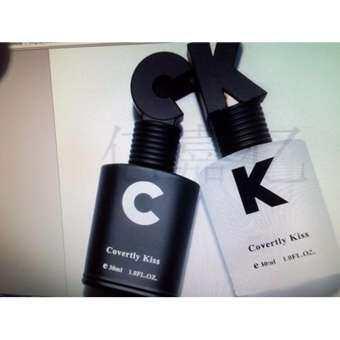 น้ำหอม CK 30 ml. สีดำหอมนาน นุ่มละมุ่น (ซื้อ 1แถม1)