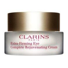 ราคา Clarins Extra Firming Eye Complete Rejuvenating Cream 15Ml ออนไลน์
