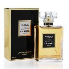 ราคา กลิ่นCoco By Chanel For Women Eau De Parfum 100 Ml Chanel กรุงเทพมหานคร