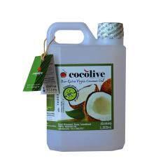 ขาย Cocolive น้ำมันมะพร้าวสกัดเย็น 1000Ml Refill Cocolive เป็นต้นฉบับ