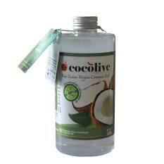 ซื้อ Cocolive น้ำมันมะพร้าวสกัดเย็น 500Ml ออนไลน์