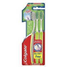 ขาย ซื้อ Colgate คอลเกตแปรงสีฟัน สลิมซอฟท์ ไตรทิป แพ็ค3 ใน Thailand