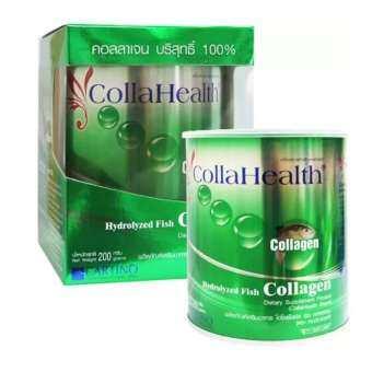 คอลลาเฮลท์ คอลลาเจนจากปลาทะเล Collagen Collahealth Hydrolyzed Fish 200g -
