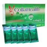 โปรโมชั่น Collahealth Collagen 30 ซอง X 1 กล่อง ใน กรุงเทพมหานคร