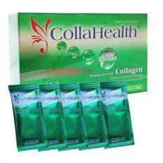 ขาย Collahealth Collagen คอลลาเจนบริสุทธิ์ คอลลาเฮลท์ 30 ซอง ถูก ไทย