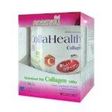 Collahealth Milky Collagen คอลลาเจนบริสุทธิ์ รสนมทานง่าย 200G X1กล่อง ใน กรุงเทพมหานคร