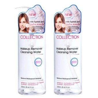 Collection Makeup Remover 250 ml. (แพคคู่)