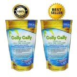 ซื้อ Colly Cally คอลลาเจนแท้ 100 เพื่อผิวเนียนนุ่ม มีออร่า 75 000 Mg แพ็ค 2 กล่อง ใหม่ล่าสุด