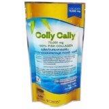 ทบทวน Colly Cally คอลลาเจนแท้ชนิดแกรนูล 75 000 Mg Fish Collagen 100 1 ถุง