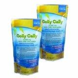 โปรโมชั่น Colly Cally Collagen คอลลี่ คอลลี่คอลลาเจน จากเกร็ดปลาทะเลชนิดแกรนูล 100 ไม่ใช้สารเจือปน บรรจุ 75 กรัม 2 ซอง กรุงเทพมหานคร