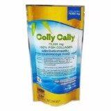 ราคา Colly Cally Collagen Fish Collagen แท้100 75 000 Mg ทานง่ายไม่คาว 1ชิ้น ที่สุด