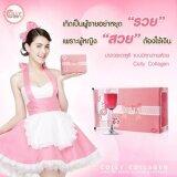 ราคา Colly Collagen คอลลาเจนแท้ Colly Pink 6000 Mg 1 กล่อง X 30 ซอง