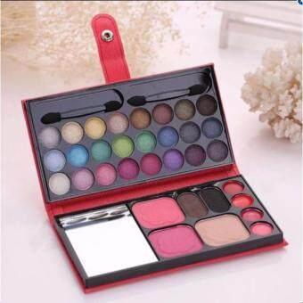 Colors Makeup Studio พาเลทอายแชโดว์ 33 สี Naked Nude