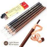 ขาย Coloured Soft Cosmetic Art Eyebrow Pencil ดินสอเขียนคิ้วดึงเชือก 12แท่งX1กล่อง Coloured Soft เป็นต้นฉบับ