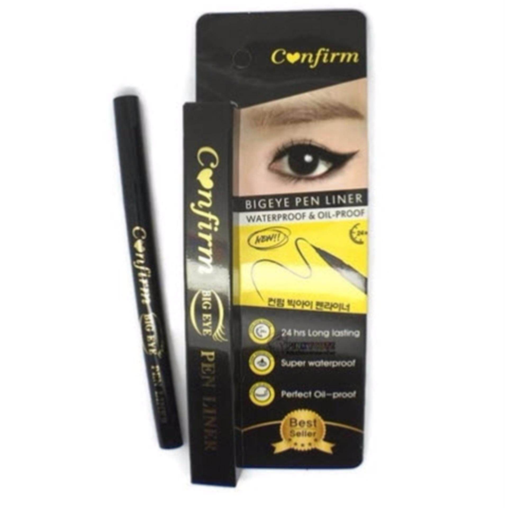 Confirm Big Eye Pen Liner Confirm
