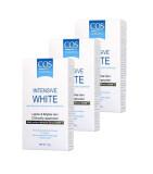 ขาย ซื้อ ออนไลน์ Cos Coseutics Intensive White Cream ครีมบำรุงผิว 10 กรัม 3 หลอด