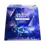 ราคา แผ่นฟอกฟันขาว Crest3D White Whitestrip Luxe Professional Effects Crest