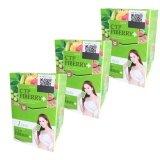 ซื้อ Ctp Fiberry Detox ดีท็อกซ์ล้างสารพิษ 3 กล่อง 10 ซอง กล่อง ใน กรุงเทพมหานคร