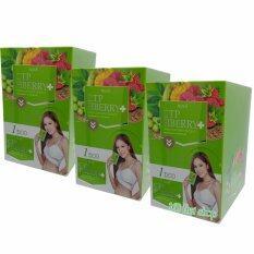 โปรโมชั่น Ctp Fiberry Detox ซีทีพี ไฟเบอร์ลี่ ดีท็อกล้างสารพิษในลำไส้ 10 ซอง 3 กล่อง กรุงเทพมหานคร