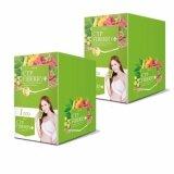 ซื้อ Ctp Platinum Fiberry Detox ซีทีพี แพลตตินั่ม ไฟเบอร์รี่ ดีท็อกซ์ 10ซอง 2 กล่อง ออนไลน์ ถูก