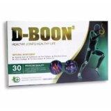 ซื้อ D Boone Healthy Joints Healthy Life ดีบูน ดูแลไขข้อกระดูกไขข้อเสื่อม สะโพกเสื่อมกระดูกทับเส้น โรคกระดูกสันหลัง 30 แคปซูล X 1 กล่อง ใหม่ล่าสุด