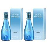 ความคิดเห็น Davidoff Cool Water For Women 100Ml Double Pack