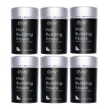ขาย Dexe ผงผมหนา Dexe Hair Building Fiber 22G สีดำ 6 ชิ้น ออนไลน์