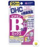 ขาย Dhc Vitamin B Mix วิตามิน บี รวม 8 ชนิด รักษาและป้องกันการเกิดสิวสำหรับ 20วัน 40 เม็ด 1 ซอง ออนไลน์ ใน กรุงเทพมหานคร