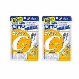 ซื้อ Dhc Vitamin Cดีเอชซี วิตามินซี120เม็ด 2ซอง ใน กรุงเทพมหานคร
