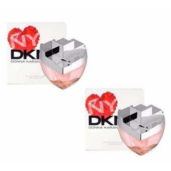 DKNY My NY DONNA KARAN NEW YORK EDP (7ml. x 2 กล่อง)-