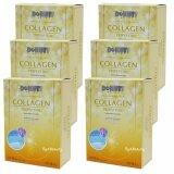 ราคา Donutt Collagen Tripeptide Hacp โดนัท คอลลาเจน ไตรเปปไทด์ เอชเอซีพี อาหารเสริมบำรุงกระดูกและข้อ บำรุงผิว ลดเลือนริ้วรอย ผิวใส สุขภาพดี ขนาด 15 ซอง X 6 กล่อง Donutt Brand เป็นต้นฉบับ