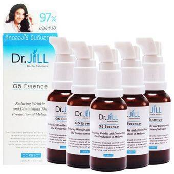 Dr.Jill G5 Essence  30 ml. (5 ขวด)