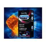 ซื้อ Durex Mutual Climax ถุงยางอนามัยดูเร็กซ์ 12ชิ้น กล่อง ถูก