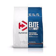 ราคา ราคาถูกที่สุด Dymatize Elite Whey 10Lb Vanilla