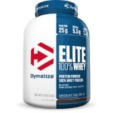 ราคา Dymatize Elite Whey 5 Lb Rich Chocolate ใหม่