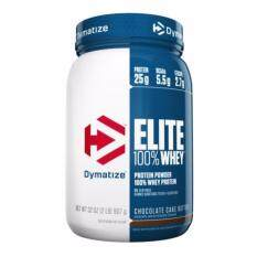 ทบทวน Dymatize Nutrition Elite Whey 2Lb Rich Chocolate Dymatize Nutrition