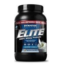 โปรโมชั่น Dymatize Nutrition Elite Whey Gourmet Vanilla 2Lb ถูก