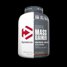 ราคา Dymatize Nutrition Super Mass Gainer Rich Chocolate 6 Lb Whey Protein แท้ 100 ที่สุด
