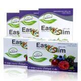 ราคา Easy2Slim อีซี่ทรูสลิมอาหารเสริมลดน้ำหนัก 110 เม็ด ที่สุด