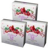 ราคา Eighteen 18 เอธ ธีน ผลิตภัณฑ์เสริมอาหารที่มี Sod เข้มข้น จากสุดยอดผลไม้ 3 ชนิด ขนาด 30 เม็ด 3 กล่อง ใหม่ล่าสุด