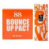 โปรโมชั่น Eityeight Dewy Face Glow 20Ml แป้งดินน้ำมัน Ver 88 Bounce Up Pact Spf50 Pa No 1 ผิวขาว ถูก