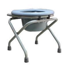 ทบทวน ที่สุด เก้าอี้นั่งถ่าย ผู้สูงอายุ แบบพกพา ขนาด 39 X 42 X 40 Cm