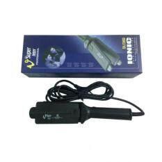 ซื้อ เครื่องหนีบผม ซุปเปอร์วี มีฟัน หน้าใหญ่ รุ่นSu389 Super V Inter Ionic Hair Flatter แท้100 Super V Inter Professional
