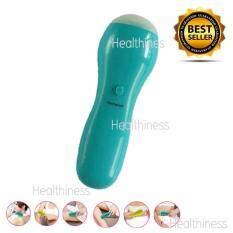 ราคา เครื่องนวดคอ นวดไหล่ ด้วยระบบสั่นขนาดพกพา 1 ชิ้น สีฟ้า สำหรับผู้ที่มีอาการปวดเมื่อยตามร่างกาย สามารถนวดได้ทุกส่วนของร่างกาย และนวดได้ทุกที่ที่ต้องการ เพียงใส่ถ่านใช้ได้ทันที Healthiness กรุงเทพมหานคร
