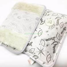 กระเป๋าน้ำร้อนไฟฟ้า Electric Heating Bag ร้อนเร็ว สะดวกในการใช้งาน แบบสวมมือได้ กระเป๋าน้ำร้อนไฟฟ้า Electric Heating Bag ร้อนเร็ว สะดวกในการใช้งาน แบบสวมมือได้ สีเทาขนเทา ใน Thailand