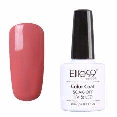 โปรโมชั่น สีเจล Elite N*d* Colors Series เบอร์ Nu012 ขนาด 10 Ml Elite99 ใหม่ล่าสุด