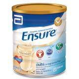 ราคา Ensure เอนชัวร์อาหารสูตรครบถ้วน กลิ่นวานิลลา ขนาด 850G Ensure Complete And Balanced Nutrition 850G Vanilla ออนไลน์