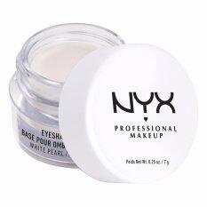 ราคา นิกซ์ โปรเฟสชั่นแนล เมคอัพ อาย แชโดว์ เบส Esb02 ไวท์ แพเทิล อายแชโดว์ Nyx Professional Makeup Eye Shadow Base Esb02 White Pearl Eyeshadow ที่สุด