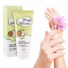ราคา Esfolio Pure Snail Hand Cream 100Ml ครีมบำรุงมือเนียนนุ่มจากเมือกหอยทากเกาหลีเข้มข้น เป็นต้นฉบับ
